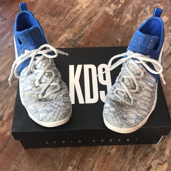 4e4b3671097 Kevin Durant Other - Kevin Durant KD9 Big boys size 6Y